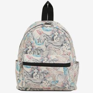 Disney Loungefly The Little Mermaid Mini Backpack